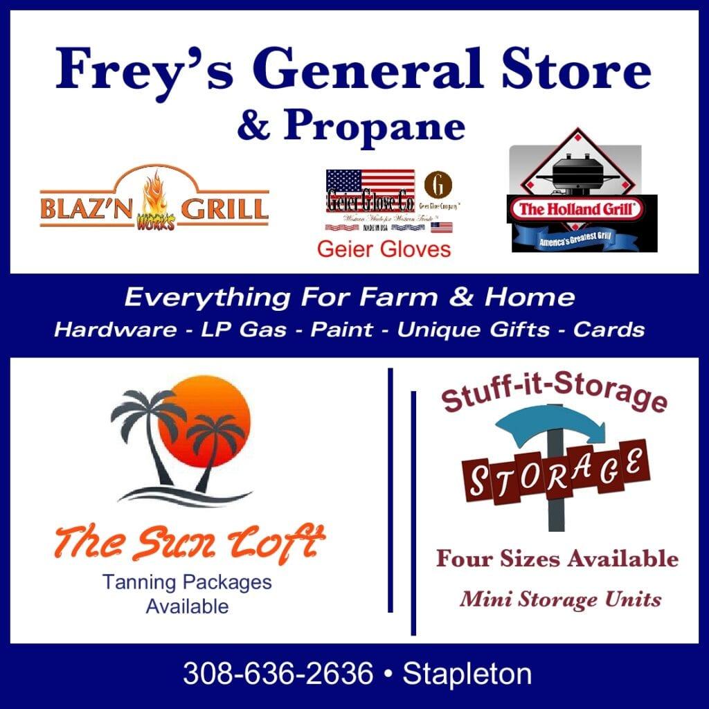 Frey Store Web