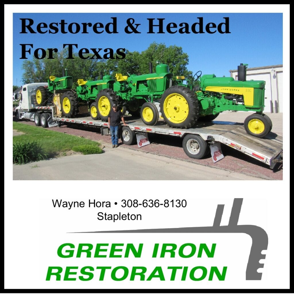 Green Iron Restoration